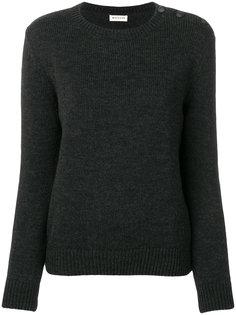 свитер с круглым вырезом Masscob