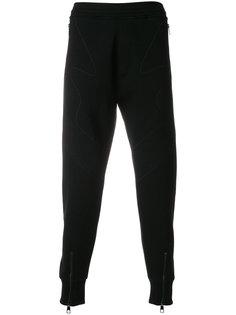 зауженные спортивные брюки Neil Barrett