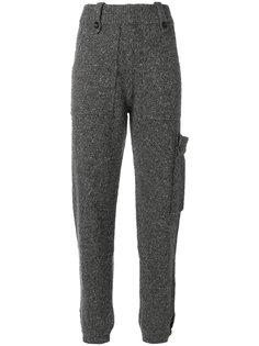 трикотажные спортивные брюки Joseph