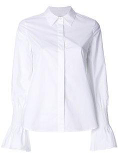 рубашка с расклешенными манжетами A.L.C.