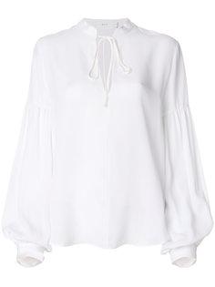 блузка на завязках A.L.C.