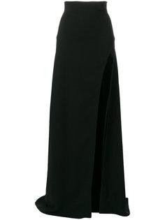 длинная юбка с разрезом Plein Sud