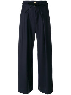 широкие брюки Eudon Choi