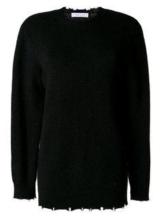 свитер с необработанными краями Iro