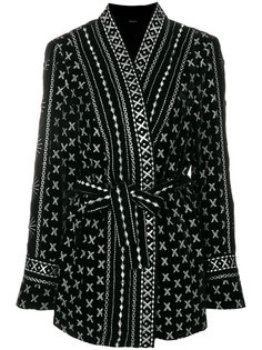 пиджак-кимоно с поясом  Dodo Bar Or