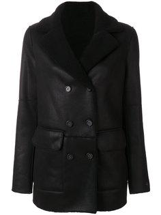 куртка с искусственной цигейкой  Urbancode