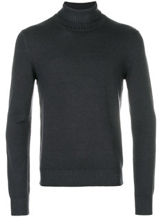 пуловер с отворотной горловиной La Fileria For Daniello