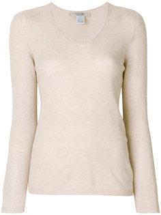легкий пуловер с длинными рукавами  La Fileria For Daniello