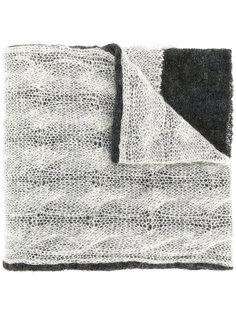 классический вязаный шарф Maison Margiela