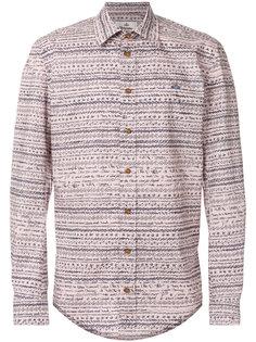 рубашка с графическим узором Vivienne Westwood