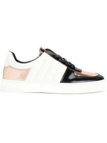 panelled lace-up sneakers Proenza Schouler