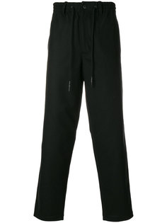 брюки с эластичным поясом Y-3
