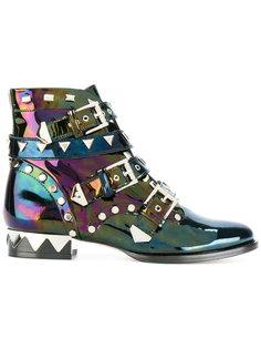 байкерские ботинки Sophia Webster