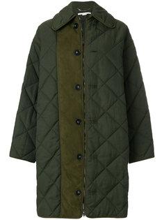 стеганое пальто Hazel Stella McCartney
