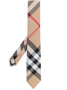 галстук Modern Cut Check Burberry