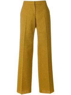 брюки в клетку Pringle Of Scotland