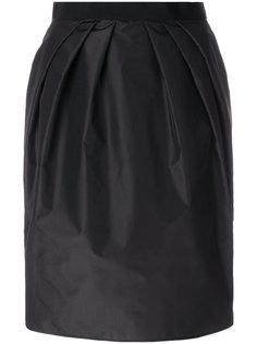 юбка со сборкой на талии Giambattista Valli