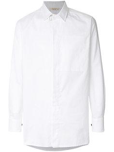 однотонная рубашка Alyx