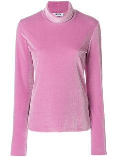 turtleneck blouse  MSGM