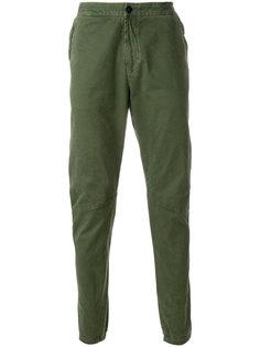 классические зауженные брюки-чинос  Stone Island