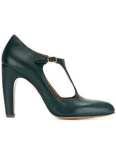 туфли-лодочки с дизайном с ремешками Chie Mihara