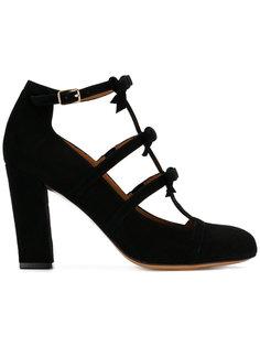 туфли с бантиками Chie Mihara