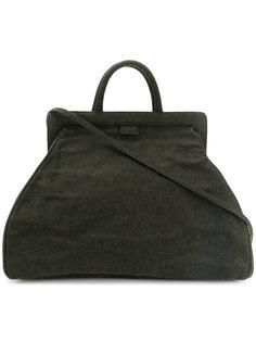 объемная сумка-тоут  Zilla