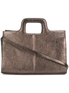 сумка-тоут с верхними ручками Zilla