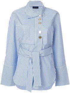 блузка в полоску  Eudon Choi