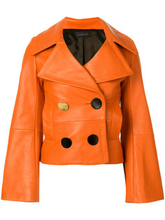 куртка с контрастными пуговицами  Eudon Choi