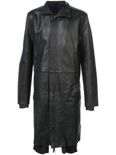 кожаное пальто Army Of Me