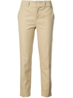 укороченные брюки Re/Done