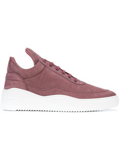 platform sole sneakers Filling Pieces