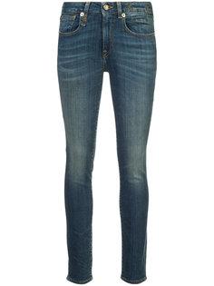 джинсы скинни Jenny R13