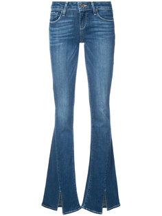 расклешенные джинсы Paige