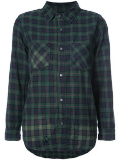 plaid shirt NSF