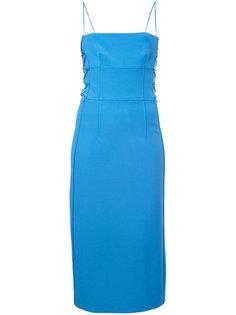 платье-бюстье со шнуровкой Dion Lee