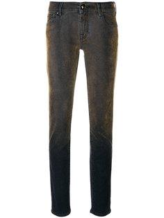 джинсы слим  Jacob Cohen