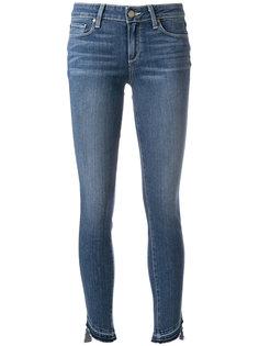 джинсы с манжетами  Paige