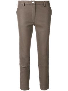 брюки с панельным дизайном Gentry Portofino