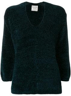 свитер с V-образным вырезом Forte Forte