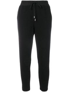 спортивные брюки с панелями с ребристой фактурой Gentry Portofino