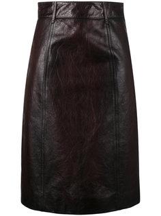 юбка-карандаш  Prada