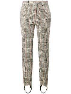 строгие брюки со штрипками  Y / Project