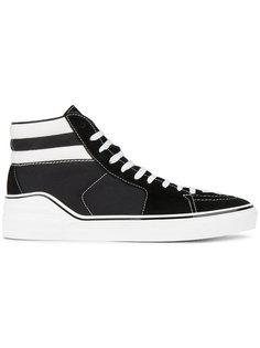 кроссовки со шнуровкой Givenchy