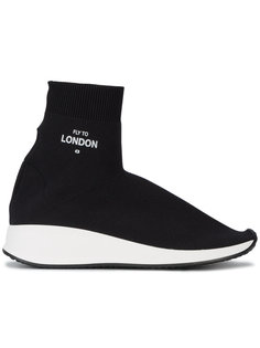 облегающие кроссовки London Joshua Sanders