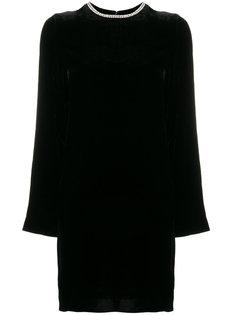 платье с отделкой  McQ Alexander McQueen