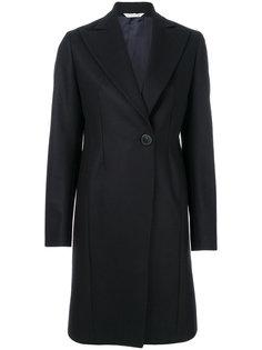 пальто с застежкой на одну пуговицу Tonello