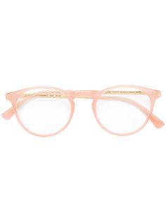 очки Talini в круглой оправе Mykita