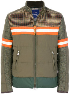 стеганая твидовая куртка Junya Watanabe Comme Des Garçons Man